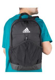 Mochila Adidas Tiro Blackpack Ballnet - Preto/Branco
