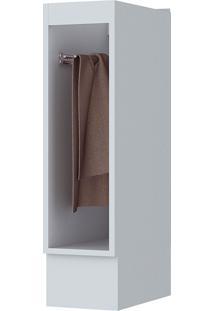 Balcão Porta Toalhas Americana-Henn - Branco