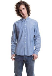 Camisa Levi'S® No Pocket Rollup - S