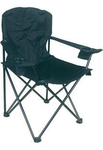 Cadeira Nautika Dobrável Pandera - Unissex-Azul Petróleo