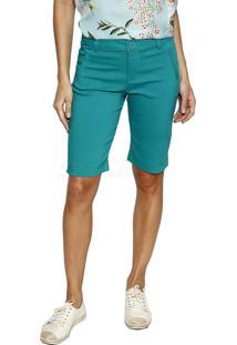 Bermuda Energia Fashion Verde