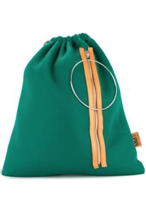 Mm6 Maison Margiela Bolsa Saco - Green