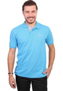 Camisa Polo England Polo Club Casual - Masculino