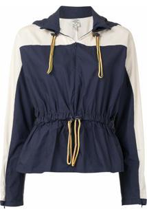 Baum Und Pferdgarten Bonetta Hooded Jacket - Azul