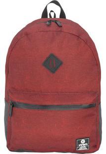 Mochila Spark 917- Vermelho Escuro & Preta- 43,8X29,Samsonite