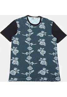 Camiseta Mcd Especial Wire Fence Masculina - Masculino