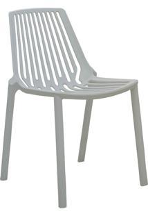 Cadeira Morgana Branca Rivatti Móveis