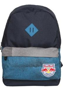 Mochila Red Bull Block Blue 18L - Unissex-Azul