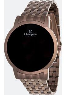 Relógio Feminino Champion Ch40008R Digital 5Atm