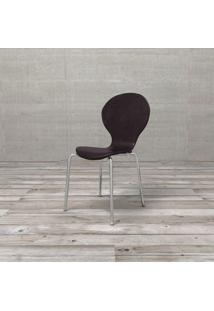 Cadeira Shell Wengue Etna