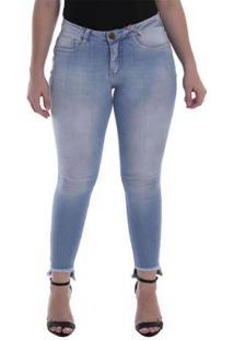 Calça Jeans Linda Z Skinny Feminina - Feminino