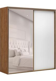 Guarda-Roupa Casal Com Espelho Inovatto 2 Pt 3 Gv Álamo