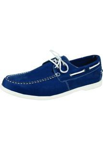 Dockside Shoes Grand Cadarço Azul