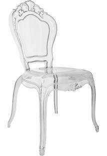 Cadeira Anne Transparente