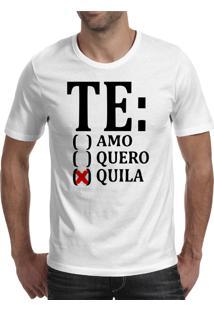 Camiseta Hunter Te Branca
