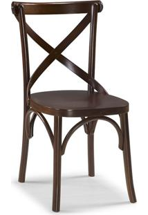 Cadeira De Jantar X Imbuia