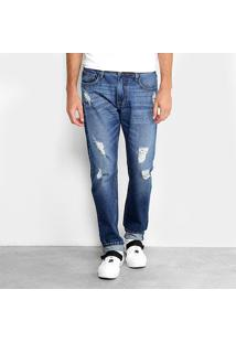 Calça Jeans Slim Forum Masculina - Masculino