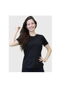 Camiseta Lisa Preto D Bell