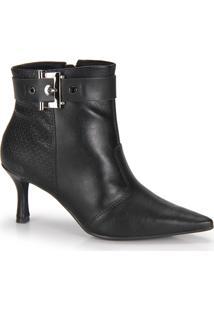 Ankle Boots Bico Fino Ramarim