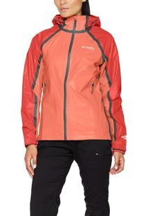 Jaqueta Feminina Impermeável Outdry Extreme Gold Tech Shell Rk1048-864 - Columbia