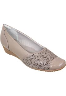 Sapato Feminino Piccadilly Sola Tr Bege - Vnz Fen / Nap Fen / Nap Str Fen - 320188