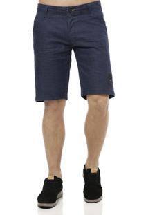 Bermuda Jeans Masculina Gangster - Masculino