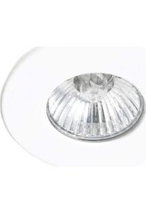 Spot Embutir De Alumínio Pop 2,5Cmx9Cmbella Iluminação - Caixa Com 15 Unidade - Branco