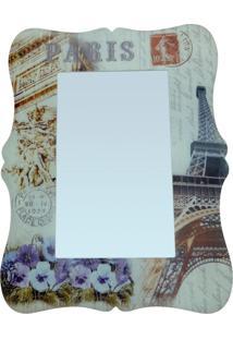 Espelho Vintage Paris