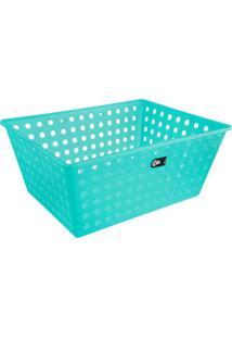 Cesta Organizadora Maxi Verde 10818 0129 Coza
