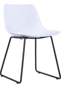 Cadeira Diana Branca Rivatti