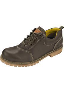 Sapato Beeton Walker403T Marrom