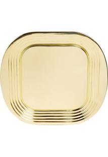 Tom Dixon Bandeja Form - Dourado
