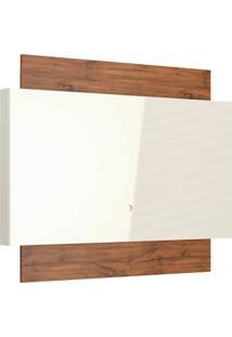 Painel Para Tv 58 Polegadas Lautrec Off White E Nobre