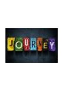 Painel Adesivo De Parede - Viagem - Journey - 803Pnm