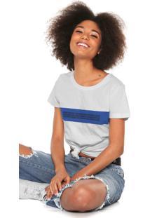 Camiseta Calvin Klein Jeans New Year Branca