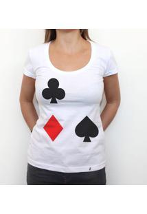 Copas - Camiseta Clássica Feminina