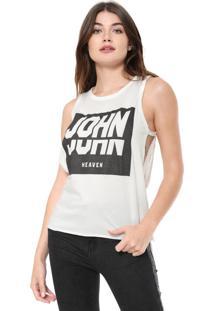 Regata John John Glitter Frame Off-White