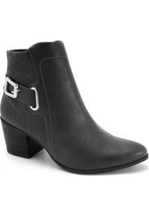 Bota Ramarim Feminina Ankle Boot 2064102