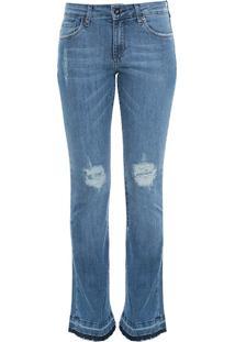 Calça Jeans Flare Bella