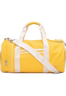 Bolsa Masculina Tipped Barrel - Amarelo