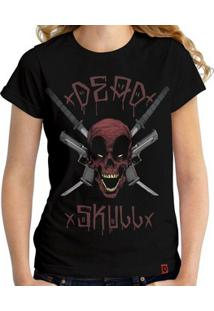 Camiseta Deadskull