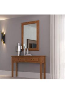 Aparador E Espelho Móveis Mpo Acácia