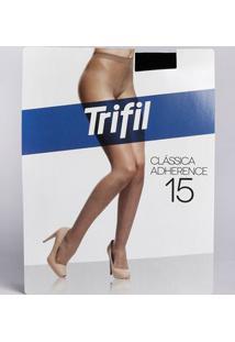 Meia-Calça Feminina Trifil Preto