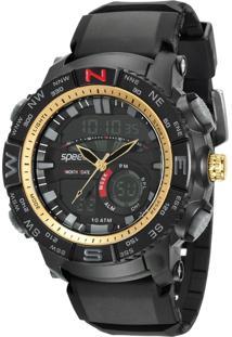 Relógio Masculino Speedo 81145G0Evnp1