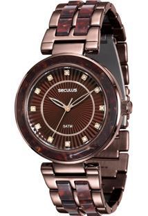 Relógio Seculus Feminino 20410Lpsvmf5