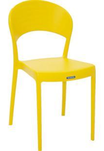 Cadeira Tramontina Sissi 92046/000 Amarelo Se