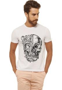 Camiseta Joss - Caveira Duas Caras - Masculina - Masculino