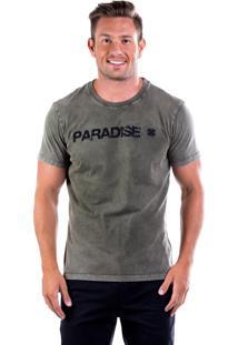 Camiseta Four Paradise Gb - Verde