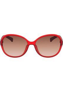 Óculos De Sol Kj Vermelho feminino   Gostei e agora  13bde9a0a5