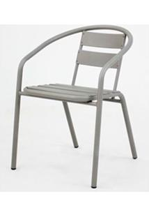 Cadeira Fun Em Aluminio Fendi - 58398 - Sun House